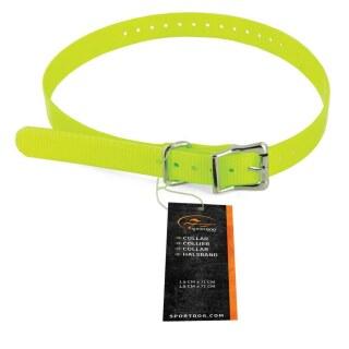 Hundehalsbänder »sportDOG« ab 20cm Hals · 1,9cm breit, gelb