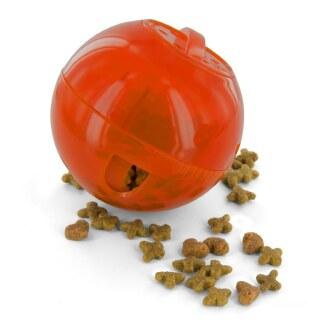 Katzen Spielzeug »SlimCat« beschäftigt Katze · orange