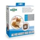 Katzenklappen »Luxus« Haustiertür · 175x168mm, braun