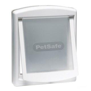 Hundetür »Staywell« Haustierklappe · 281x237mm, weiß