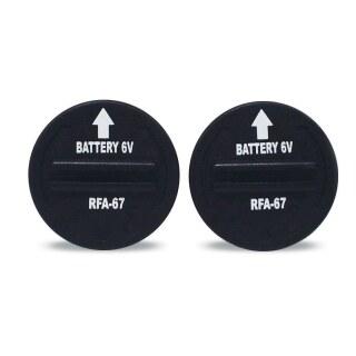 6V Batterien »PetSafe« 2x, RFA-67D-11 für Elektrohalsband