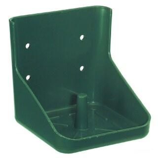 Lecksteinhalter »classic« für Mineralleckstein bis 10kg · grün
