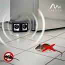 Mäuseschreck »Gardigo Dual« Mäuse & Ameisen vertreiben · 230v