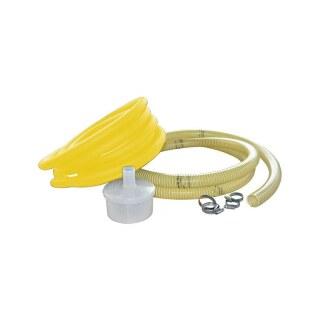 Saugschlauch-Set für »MT 300« Ablaufschlauch mit Saugkorb · 40/40mm