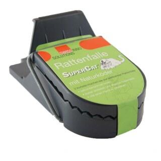 Rattenfalle »SuperCat« zum Ratte einfangen