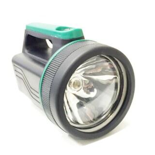 Hand Scheinwerfer »Profi« Taschenlampe · ohne Batterie, 6v