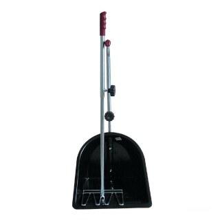 Mistboy »Telescope« Set: Schaufel & Forke · 40-80cm, schwarz