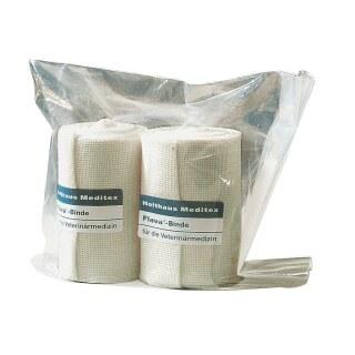 Flava Binde »Holthaus« Binde aus 40% Baumwolle · 8cm, 6m