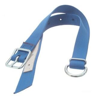 Kuh Halsband »Classic« zur Anbindung · 130cm, blau