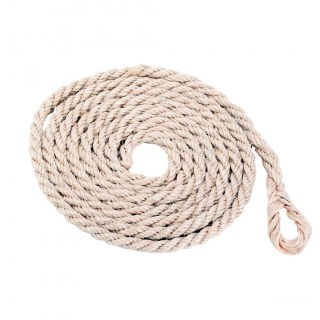 Anbindestrick »Sisal« Anbindung für Kälber · kleine Schlaufe, 2m