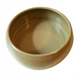 Futter Napf »Keramik Ton« zeitloser Katzen/Hundennapf · 0,50l