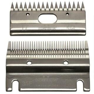 Schermesser »Heiniger« 703-630 · 1mm Euterschur