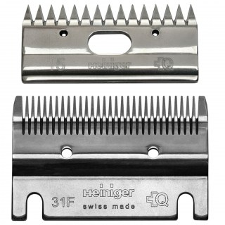 Schermesser »Heiniger« 703-560 · Schnitthöhe 1-2mm