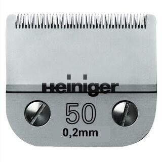 Scherkopf »Heiniger Saphir 50« 0,2mm