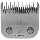 Scherköpfe »Heiniger Saphir 5« 6,3mm