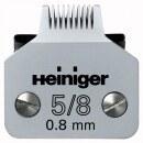 Scherköpfe »Heiniger Saphir 5/8« 0,8mm