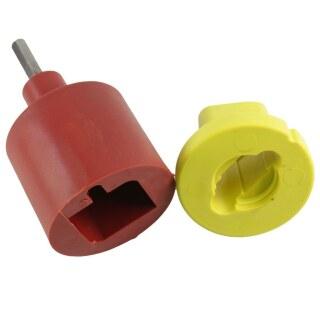 Einschrauber »Isoflott®« für Isolatoren mit & ohne Stütze