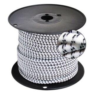 Elastikseil »Vollblut« stromführend, für Weidezaun · 6mm, 25m