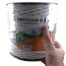 Weidezaunseil »Classic« Elektroseil · 6mm, 200m, weiß