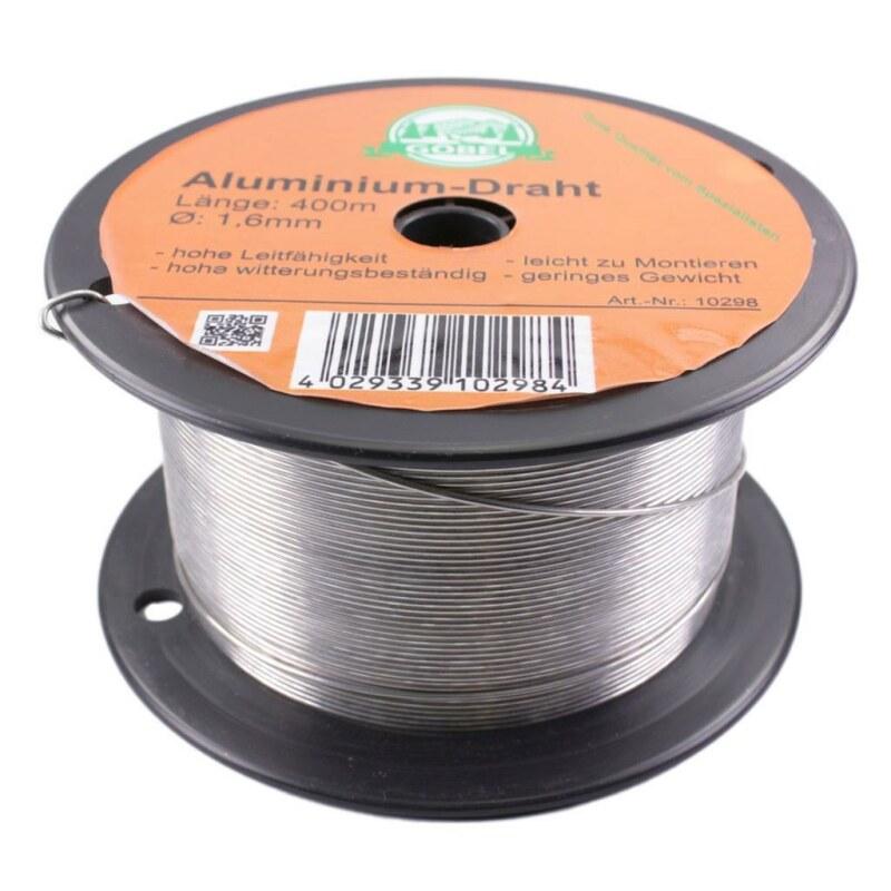 Aluminiumdraht Top Leitfähigkeit 1,6mm 400m günstig kaufen