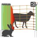 Schafnetz »Euronetz« mit Wildverbissschutz...