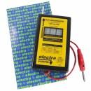 Batterie Prüfer »Digital« Prüfer für 12v-24v · Nassbatterie