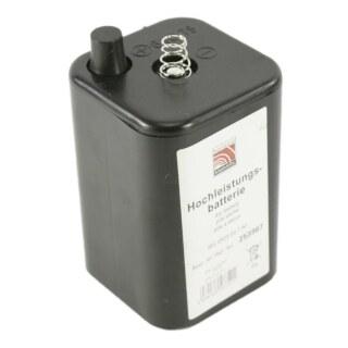 Hand Scheinwerfer »Profi« Batterie zu Taschenlampe · 6v 7Ah