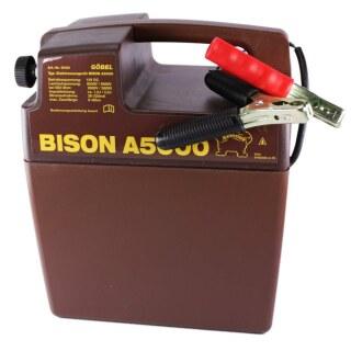 Weidegerät 12v »BISON A5000« bis 30km