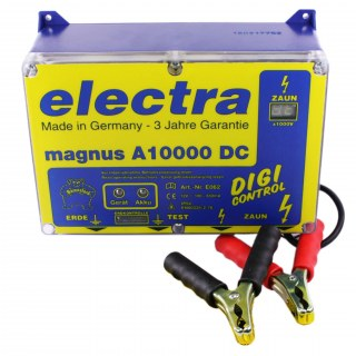 Elektrozaungerät 12v »Magnus A10000 DC« bis 50km