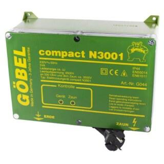 Weidezaungerät 230v»Compact N3001« bis 20km