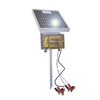 Weidezaungerät Solar 12v »Compact S2510« bis 30km · 10 Watt
