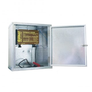 Weidezaungeräte Geräteschrank »Safe« Anti-Diebstahl Kasten