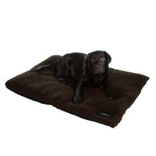 Hundedecke »Wellington« comfort Hundekissen · braun