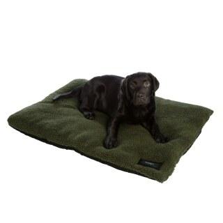 Hundebett »Wellington« comfort Hundedecke· grün