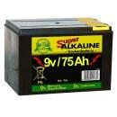 Weidezaunbatterie »Super« Batterien Alkalisch...