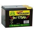 Weidezaunbatterie »Super« Batterien Alkalisch · 9v 175Ah