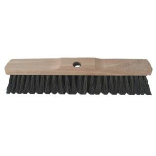 Besen »Staub« Großraumbesen, reines Haar, Sattelholz · 40cm - 60cm