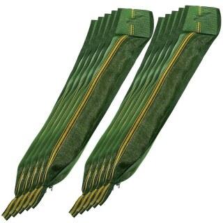 10x Silosäcke »Zill« Silosandsäcke, Sandsack · frostsicher, 100x25cm