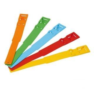 Fesselband »Easy« markiert am Bein · in 4 Farben