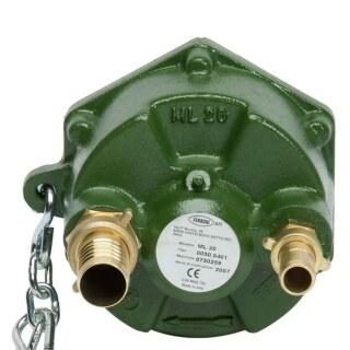 Zapfwellenpumpe »ML 20« Pumpe mit Fangkette · 70 - 180l/min