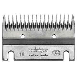 Heiniger »703-370« Untermesser 18 Zähne